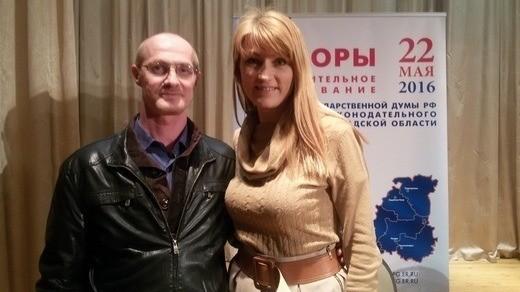 Со Светланой Журовой