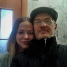 мы с дочкой